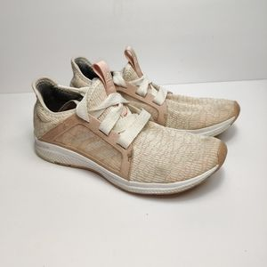 Adidas Bounce Edge Lux Blush and Champagne